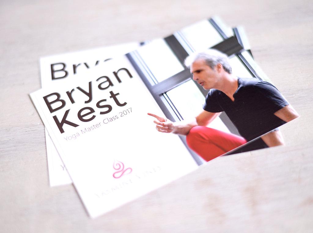 Bryan Kest/ Düsseldorf/ 2017