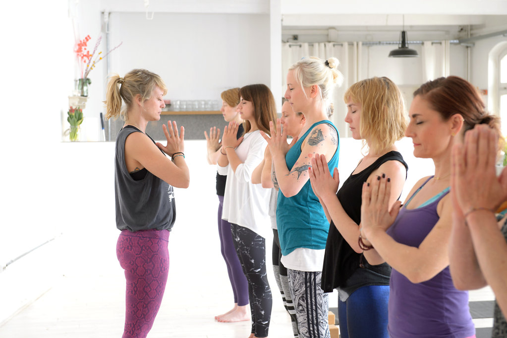 Innersmile Yoga HH/ Steffi Römke