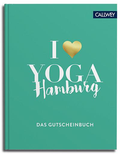Cuchcover/ I LOVE YOGA/ das Gutscheinbuch