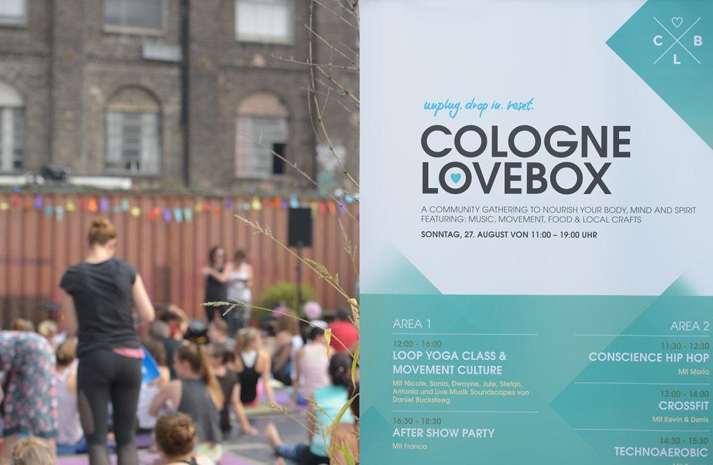 Lovebox Cologne/ Lord Vishnus Couch & Yogaloft Köln/ 2017